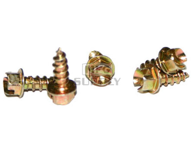 "581000 - ATV Gold Ice Screws. 5/8"" long. Quantity of 1000."