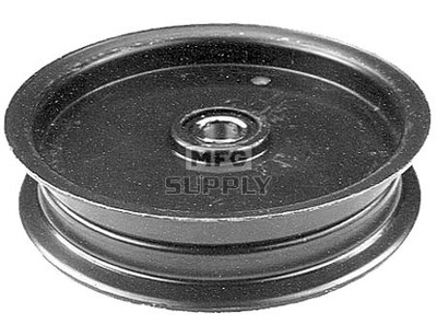 "13-10226 - Hustler Idler Pulley. For 52""/60""/72"" Super Z deck. Replaces 781385."