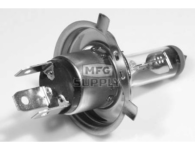 01-HS1 - Headlight Bulb for Arctic Cat, Can-Am, Polaris, Suzuki & Yamaha ATVs. Also Snowmobiles & Autos.