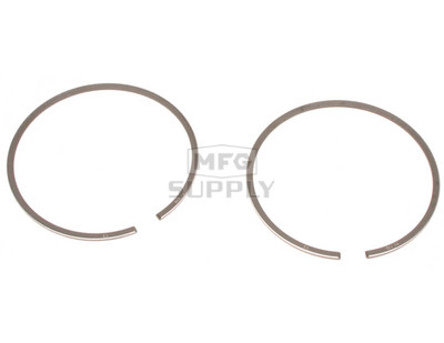 R09-813 - OEM Style Piston Rings. 84-06 Yamaha 485 twin. Std oversized.