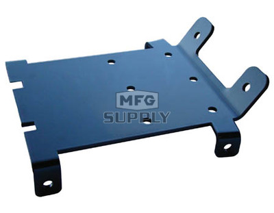 1505SW - Winch Mount Plate for Honda ATVs