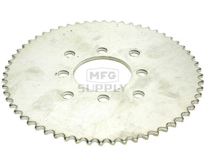 AZ2169-60 - 60 tooth steel sprocket, #35 chain