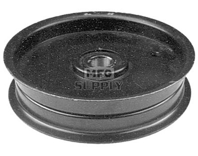 "13-10227 - Hustler Idler Pulley. For 52""/60""/72"" Super Z drive unit. Replaces 781856."