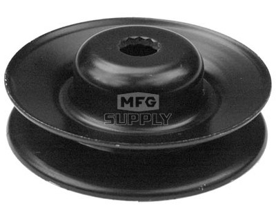 "13-12428 - Spindle Pulley for AYP 46"" decks"