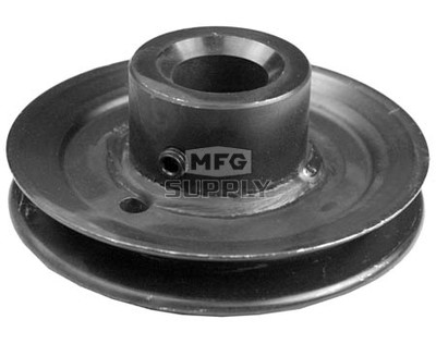 13-11215 - Scag 482755 Pump Drive Engine Pulley.