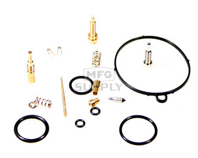 AT-07210 - ATV Complete Carb Rebuild Kits Honda 78-85 ATC70