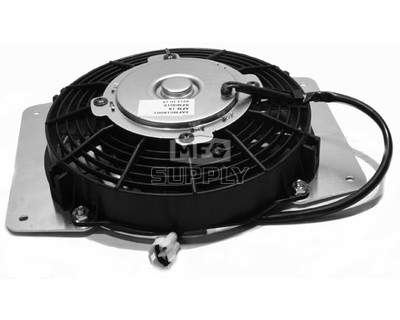 RFM0019 - Yamaha ATV Cooling Fan. Fits most 03-newer Grizzly, Kodiak & Wolverine 400/450