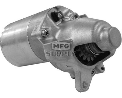 SMU0294 - Starter for Honda 5-1/2 hp GX140 & GX160 engines. 17 tooth.