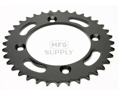KS007076 - Honda ATV 36 tooth rear sprocket. Fits ATC250R/TRX250R, TRX300EX, etc
