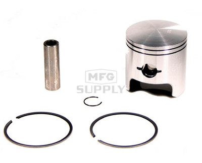 09-684 - OEM Style Piston assembly. 88-90 Arctic Cat 650cc twin; Std size