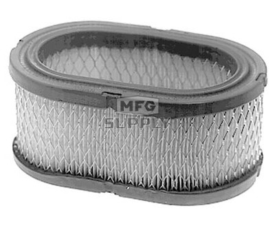 19-10708 - Air filter replaces Onan 140-3010. Fits 12.5 to 14 hp engines.