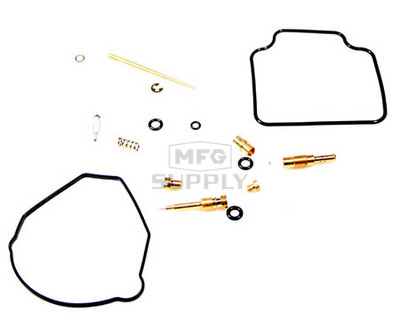 AT-07221 - ATV Complete Carb Rebuild Kits Honda 86-88 TRX350/D Fourtrax