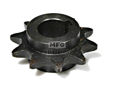 "AZ2181 - ""C"" Type Sprocket for #40/41 Chain, 10 Tooth, 5/8"" bore"