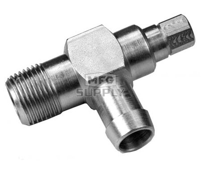 "23-12260 - Oil Drain Valve Replaces Scag 3/8""-18 NPTF"
