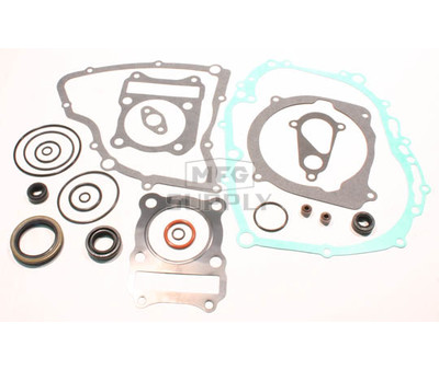 811848 - Suzuki ATV Complete Gasket Set with oil seals