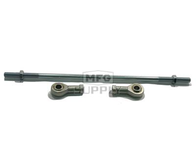 "AZ1842-11 - Solid Tie Rod Deluxe Kit 5/16-24 x 11"" long"