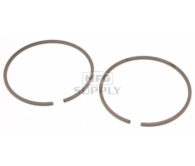 R09-693 - OEM Style Piston Rings. Arctic Cat 250cc single and 500cc twin. Std size