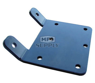 1516SW - Winch Mount Plate for Yamaha Grizzly 400 ATVs