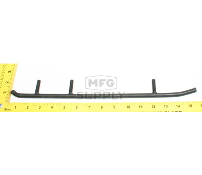 510-431 - Ski-Doo Wearbar. Fits 03 & newer Ski-Doo Camoplast Blow-Molded Skis. (Sold each.)