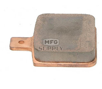 05-152-41FM-H2 - Ski-Doo Full Metal Brake Pad. For Wilwood hydraulic caliper. Sold each