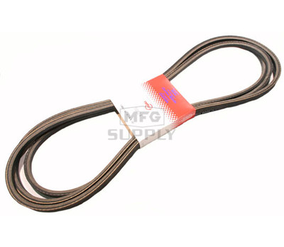 12-10824 - Deck Belt for Yazoo/Kees