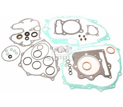 811829 - Honda ATV Gasket Set with Oil Seals