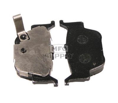 AT-05401 - Rear Brake Pads for 04-06 Honda TRX450R Sportrax