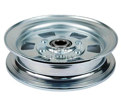 13-14941 - Flat Idler Pulley Replaces Kubota K5663-36883