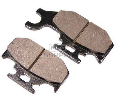 VD-266-H2 - Yamaha Rear ATV Brake Pads. Many Kodiak ATV models.