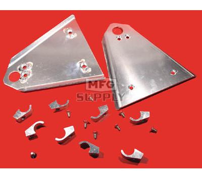 AT-04153 - Aluminum A-Arm Guard. Fits 87-92 Honda TRX250X & 93-04 TRX300EX.