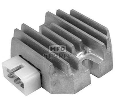 31-10673 - Voltage Regulator replaces Kawasaki 21066-2070.