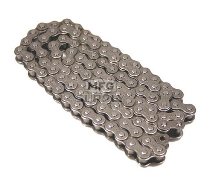 420-124-W1 - 420 Motorcycle Chain. 124 pins