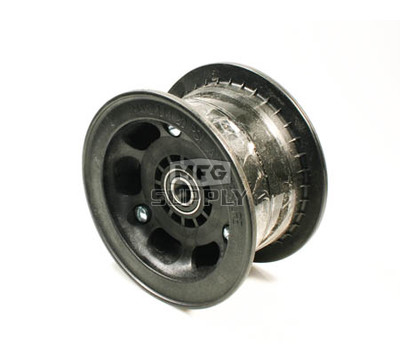 "AZ1057 - 5"" Azusalite Wheel, 3"" wide, 5/8"" ID Bearing"