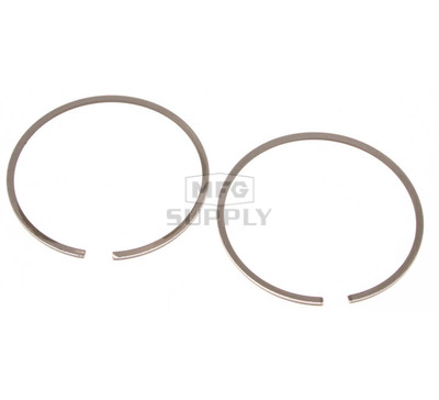 R09-800-2 - OEM Style Piston Rings for Yamaha 82-newer 250cc single. .020 oversized
