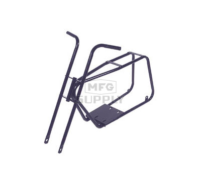 AZ3545 - Mini-Bike Frame & Fork Kit (actual shipping charges apply)