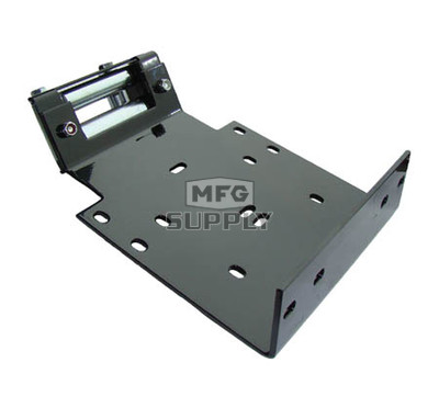 1536SW - Winch Mount Plate for Kawasaki Brute Force ATVs
