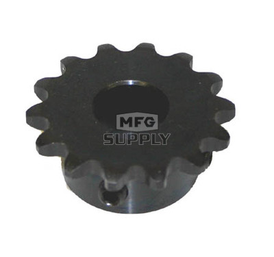 "4-473 - Drive Sprocket 35 Chain 14T 5/8"" Bore"