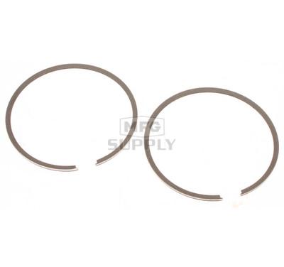 R09-826-2 - OEM Style Piston Rings. 94-99 Yamaha 598 twin. .020 oversize.