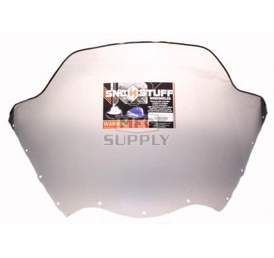 "450-624-01 - Yamaha High 14"" Clear Windshield. Vmax Chassis."