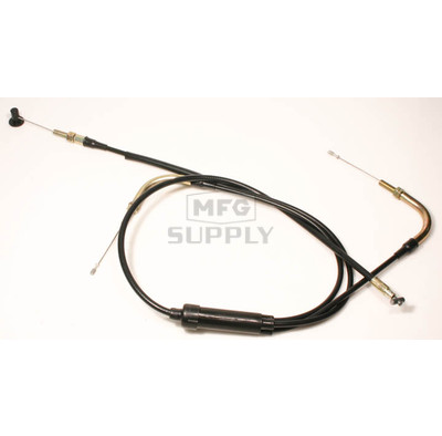 Throttle Cable for 85-91 Arctic Cat Snowmobiles with dual VM38