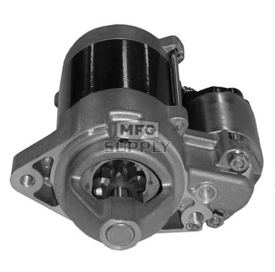 SND0290 - Starter for John Deere, 9 tooth, CCW