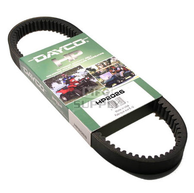 HP2026 - Dayco High Performance Utility Vehicle Belt. Fits Kawasaki Mule 3000/3010/4000/4010 Series
