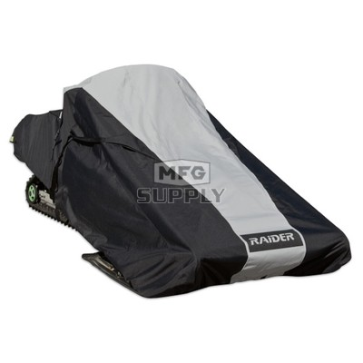 "02-1901 - Large Full Fit Snowmobile Cover. Fits Snowmobiles 101"" to 118"" long"