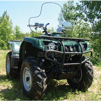 0253WS - Quick Release Universal ATV Windshield without headlight cut out