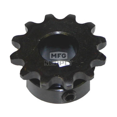 "4-472 - Drive Sprocket 35 Chain 12T 5/8"" Bore"