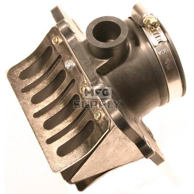 07-102-08 - Carburetor Flange W/Reeds for many 03-'07 Ski-Doo 600cc Snowmobiles