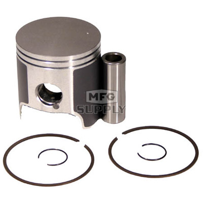 09-163 - OEM Style Piston Assembly. 04 and newer Arctic Cat F6, Sabercat, Crossfire, M6