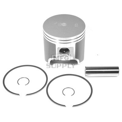 09-220 - OEM Style Piston Assembly, 02-09 Arctic Cat 570 fan cooled twin.