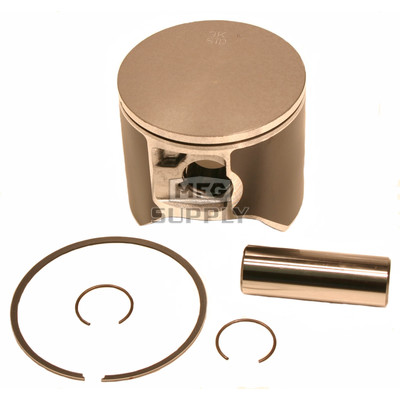 09-246 - OEM Style Piston Assembly, 08-newer Polaris 800. Single Ring. Std Size.
