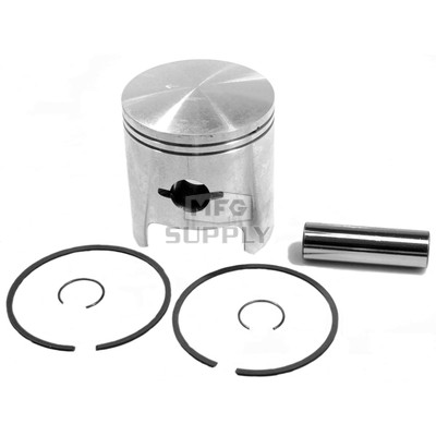 09-694 - OEM Style Piston Assembly, 80-85 Arctic Cat El Tigre 6000 L/C. Std Size.